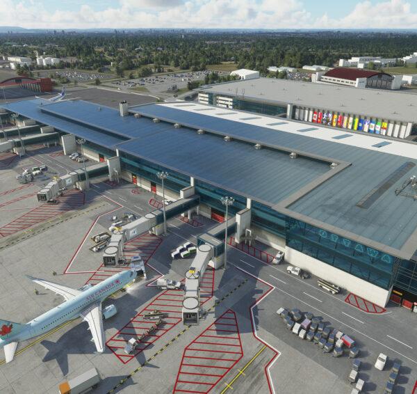 CYOW Ottawa Macdonald-Cartier International Airport